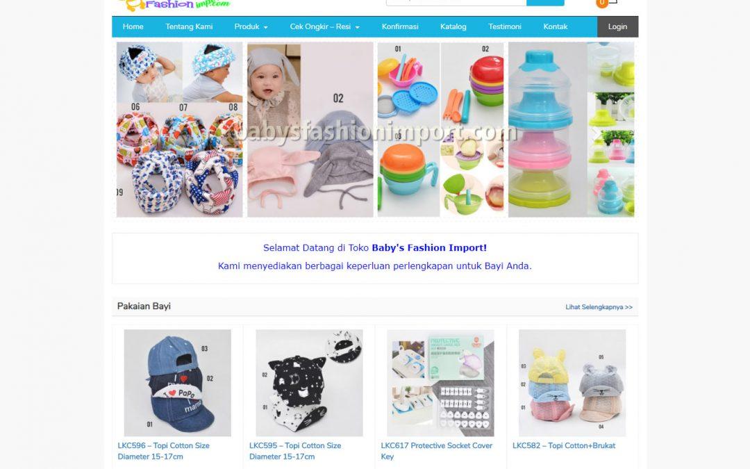 Baby's Fashion Import