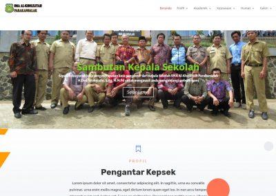 SMA Al-Kholiliyah Parakansalak